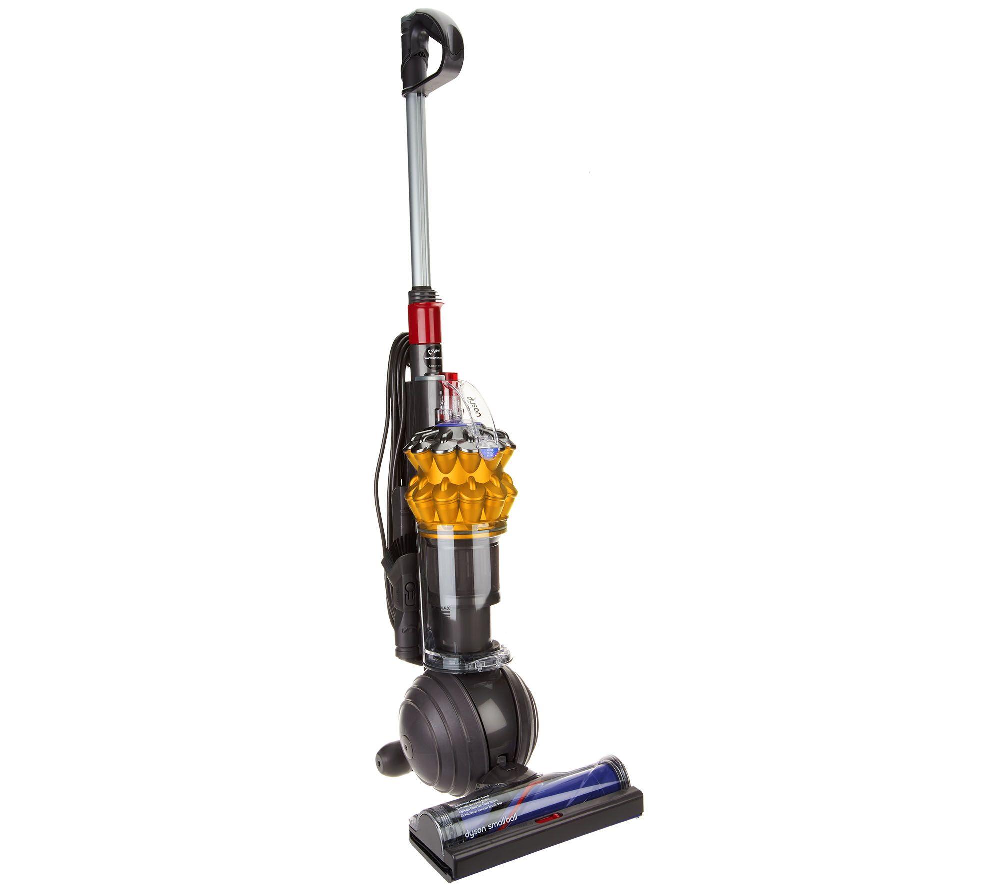 Dyson Small Ball Multifloor Upright Vacuum — QVC com