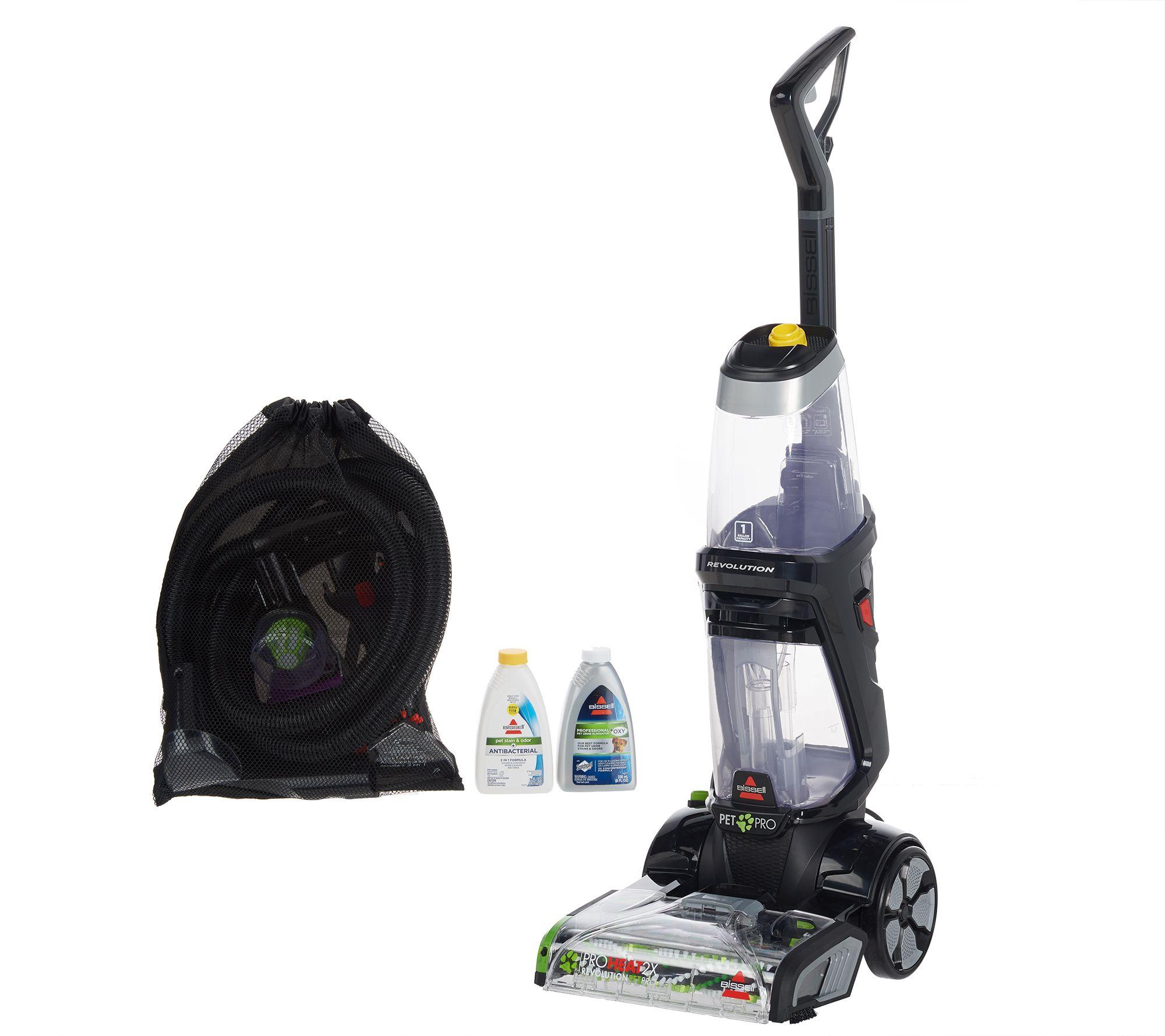 Rug Doctor Deep Carpet Cleaner Vs Bissell Proheat 2x Revolution: Bissell ProHeat 2X Revolution Pro Deluxe Rug & Carpet