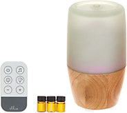 HoMedics Ellia Reflect Ultrasonic Aroma Diffuser with Oils - V36051