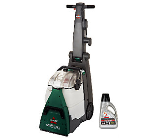 bissell big green deep cleaning machine bissell big green cleaning machine w 24oz formula 29091