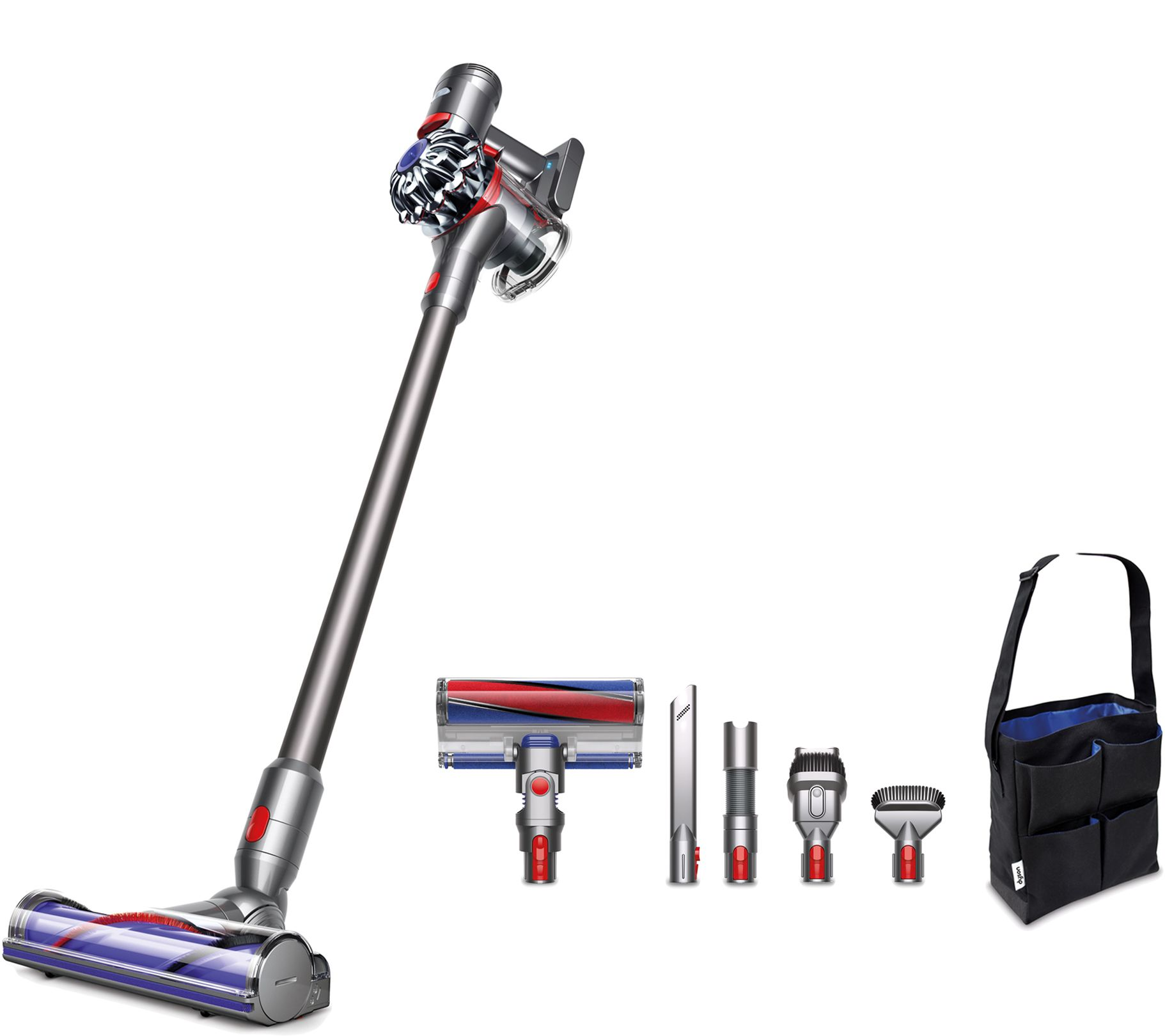 dyson v7 absolute pro cordfree vacuum w asst tools. Black Bedroom Furniture Sets. Home Design Ideas