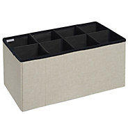 Fresh Home Elements Blox Shelving w/Customizable Pockets - V35755