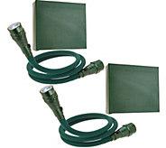 HALO Set of 2 Flex Light Magnetic Flashlights - V35156