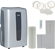 Haier 450-sq ft Room Portable Air Conditioner with Remote - V35562