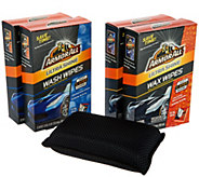 Armor All Ultra Shine Car Wash and Wax Wipes - V35066