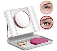 Spotlite HD Bright Daylight 5x/10x Magnification Makeup Mirror - V36067