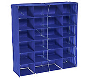 Pop-It Collapsible 24 Qube Organization Storage System - V35768