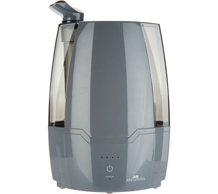Air Innovations Clean Mist Humidifier with Sensa Touch and Aroma Tray