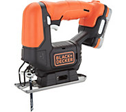Black & Decker 12V Cordless Jigsaw with GOPAK Battery - V35272