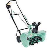 Martha Stewart 22 Electric Snow Blower w/ Adjustable Chute - V35275