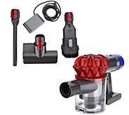 Dyson V7 Trigger Pro Handheld Vacuum Assorted Tools & HEPA Filter - V35377