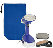 Rowenta X-CEL Steam 1500W Handheld Steamer with Storage Bag - V35586