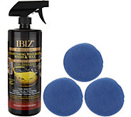 Ibiz 32oz. World Class Waterless Car Wash & Wax - V34887