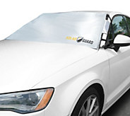 SolarGuard Windshield Cover and Sunshade with Security Panels - V35688