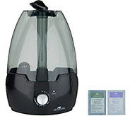 Air Innovations 1.6 Gallon Ultrasonic Humidifier with 2 Aroma Pads - V35895