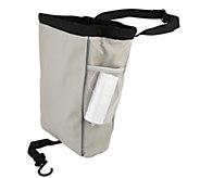 CarBage Automotive Leatherette Garbage Bag w/ Straps - V34096
